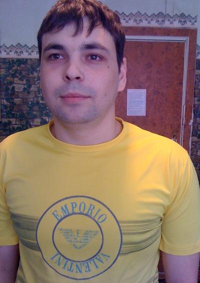 Владимир Козлов, 24 апреля 1990, Тамбов, id108238012