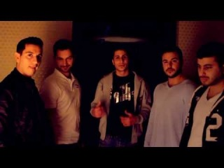 Ayyildiz Records (Tolga, Rakun, Ersan & Osman) Shout out an Oguz-Rap & Ferhat Kayabas