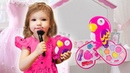 Essy Pretend Play Dress Up and Kids Make Up Toys