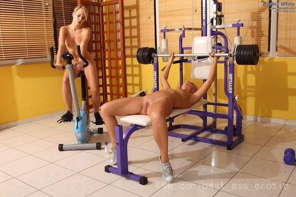 Секс фото тренировка