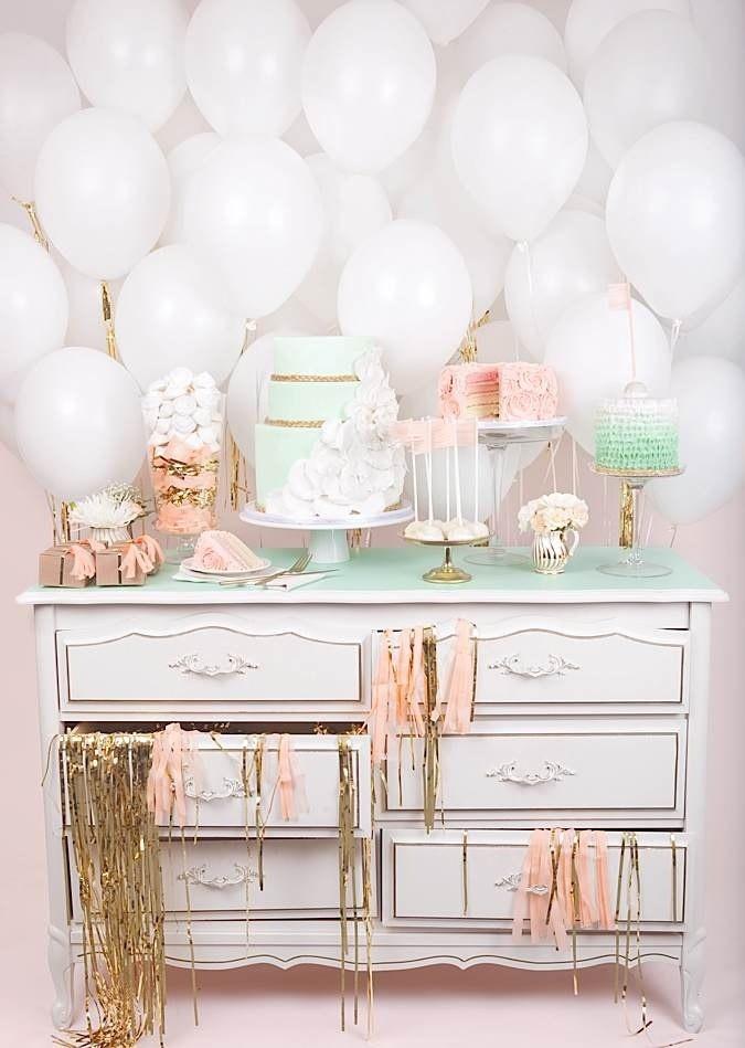Candy Bar на свадьбу - идеи оформления, фото и видео