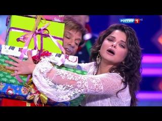 Наташа Королева и Ефим Шифрин - Песня о новогоднем шопинге (