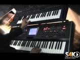 VA Synth Demo - Roland Vsynth V2 + Roland Jp8000 performed by S4K Team ( Space4Keys Keyboard Solo )