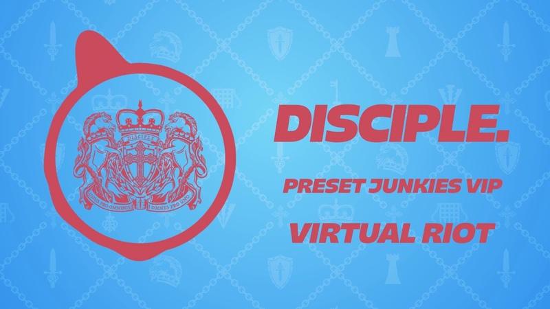 Virtual Riot - Preset Junkies VIP [FREE DOWNLOAD]