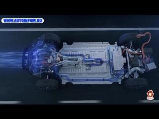 Электрический кроссовер 2019 Mercedes EQC 400