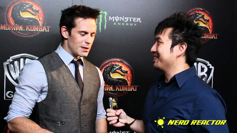 Matt Mullins Talks Johnny Cage in Mortal Kombat: Legacy - Nerd Reactor
