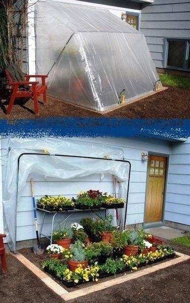 Идея для дачи или дома