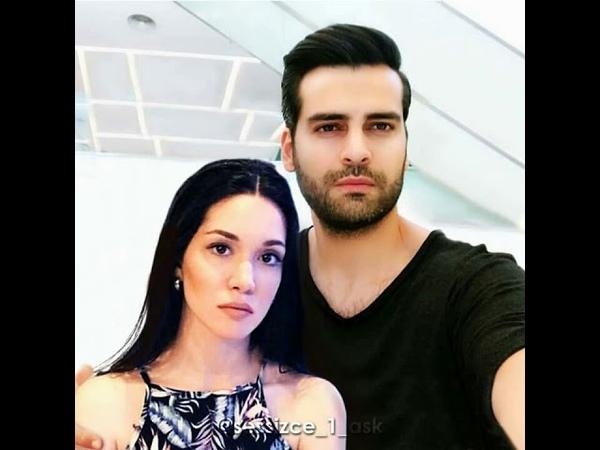 Erkan ve Hazalin aşk dolu göruntuleri..