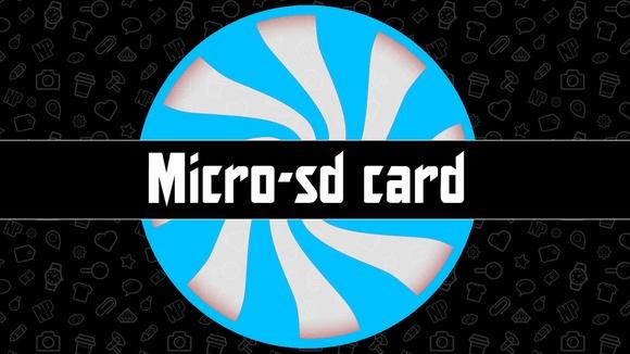 Micro SD карты ( флешки )