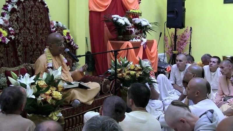 H.H. Gopal Krishna Goswami. SB 5.5.1 Nizhny Novgorod 22.06.2012
