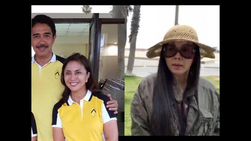 """Fake VP Leni Robredo Experto din sa NAKAW NA PAG IBIG"""" Relasyong Robredo at Banal hindi maitago"""