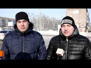 U News. Инспекторы ДПС и клуб ПЮГА поздравили автолюбителей на дорогах города