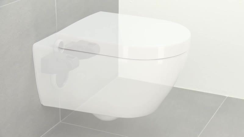 SUPRAFIX 2 0 Простой монтаж идеальный дизайн Villeroy Boch