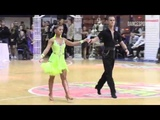 Alexey Korobchenko & Liana Odikadze, Cha Cha Cha | IDSF Latin National Championship