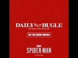 Spider-Man PS4: Daily Bugle