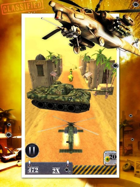 Скачать Black Hawk - Fly Like Hell для android