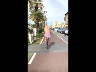 Viareggio—bicicletta