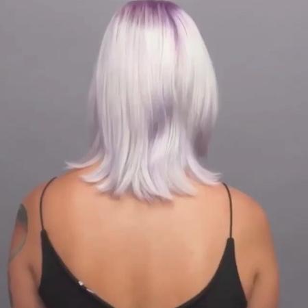 Это точно знаю 👍☝️решения для ярких девушек 🌟✨ Волосы Hairtalk можно красить тонировать офицыальныепредставителихаеталк