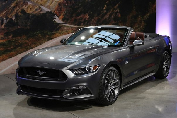Ford Mustang 5-0 GT 2015