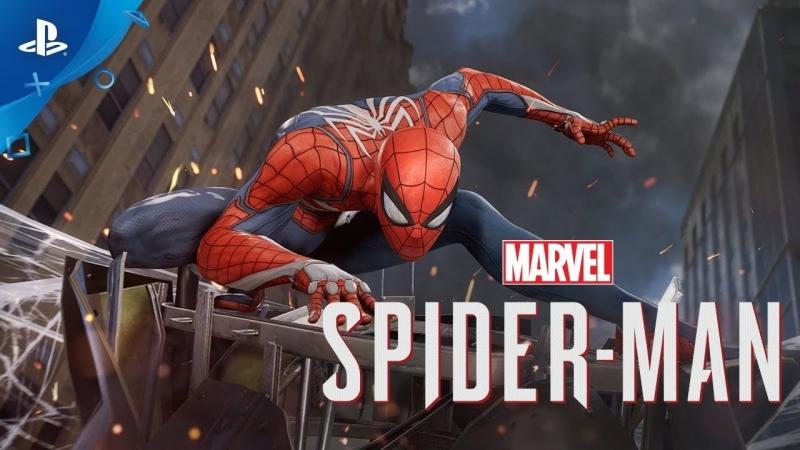 Marvels Spider-Man 3 Полет навигатора