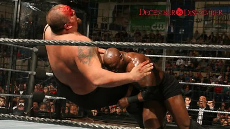 (WWE Mania) ECW December to Dismember 2006 Extreme Elimination Chamber Match (ECW World Championship)