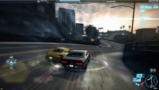 Need for Speed World: Chevrolet Camaro Gameplay - Video Dailymotion