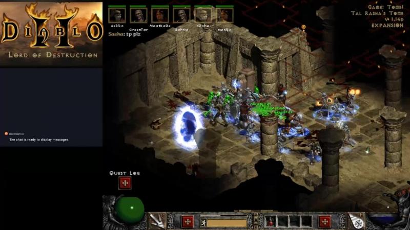 Diablo 2 LoD всегда будет в моем сердце!