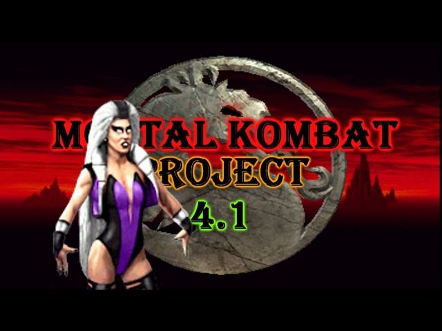 M.U.G.E.N Mortal Kombat Project 4.1 (2.5 season) - Sindel (Ladder)