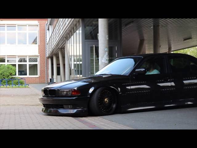 Five Star Fitment 740i e38 | Static, what else