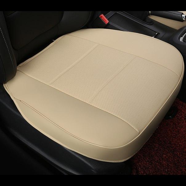 Универсальный накидка из искусственной кожи на сиденье авто цвета и фасоны в ассортименте