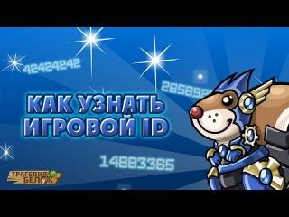 Как узнать игровой ID