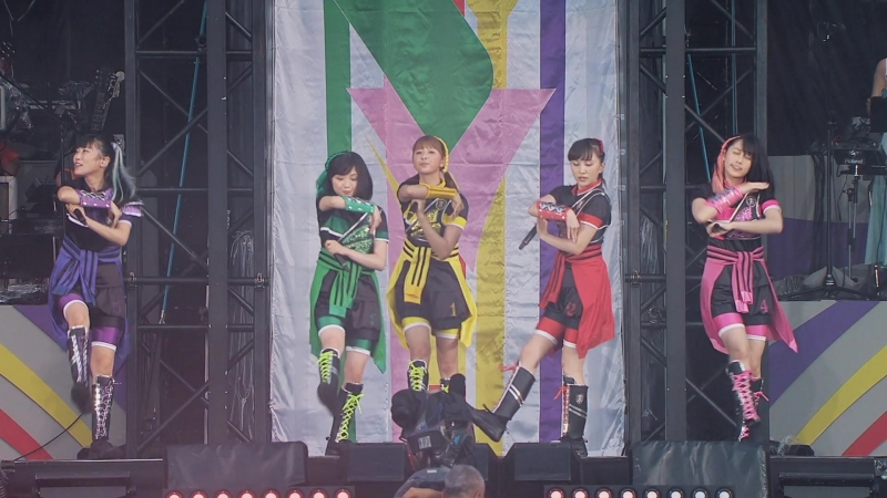 Momoiro Clover Z - Saraba, Itoshiki Kanashimi tachi-yo [Natsu no Bakasawagi 2017]
