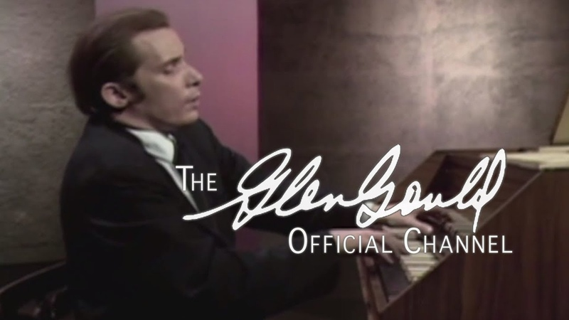 Glenn Gould - Bach, Prelude Fugue XIV in F-sharp minor Praeludium (OFFICIAL)