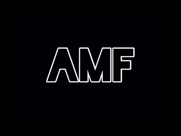AMF - Phantom Boys (lyric video)   Made In Dublin
