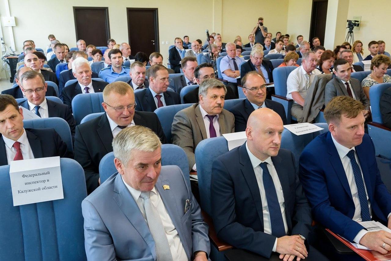 Анатолий Артамонов: «Принятый на областном уровне подход к привлечению инвестиций необходимо в полной мере применить во всех муниципалитетах»