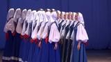 хоровод Лебёдушка юбилейный концерт в КЗЧ, 02 10 13