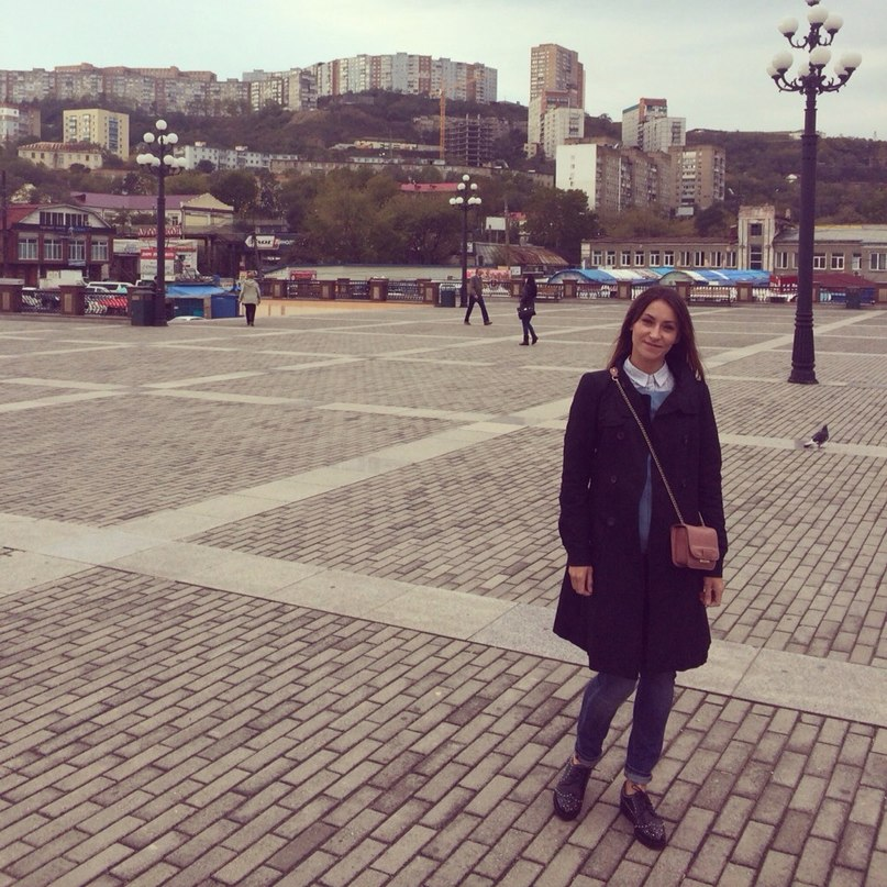 Анна Ларькина | Владивосток
