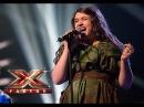 Ilma Karahmet Kao ptica na mom dlanu Kiki Lesendric X Factor Adria LIVE 8
