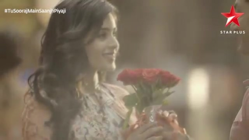 Tu Sooraj Main Saanjh Piyaji ¦ Love Is In The Air