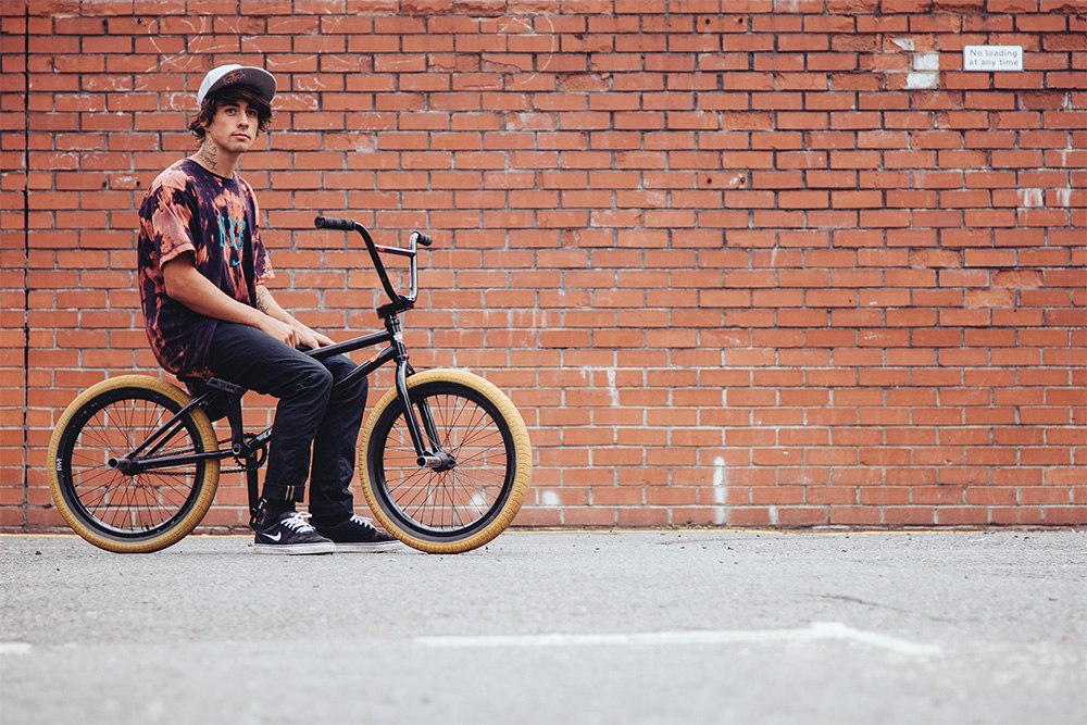 Kriss Kyle Bike