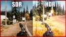 Игровой Монитор LG 34WK650-W ► Попытка демонстрации эффекта HDR на примере Far Cry 5