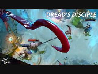 Dread's disciple