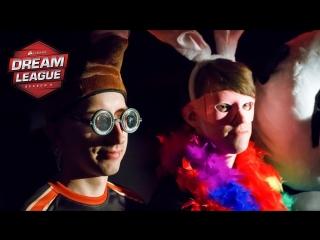 DreamLeague Season 9: Имперский медиа день.