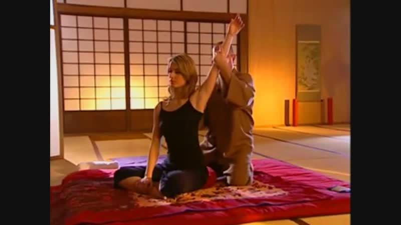 Японский массаж шиацу Шиатсу Shiatsu