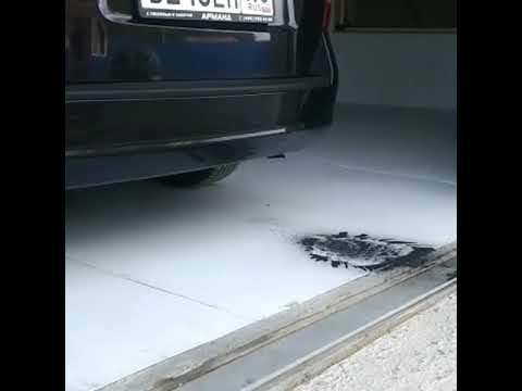 Водородная очистка двигателя в СПБ Кия Сеед завершение процедуры