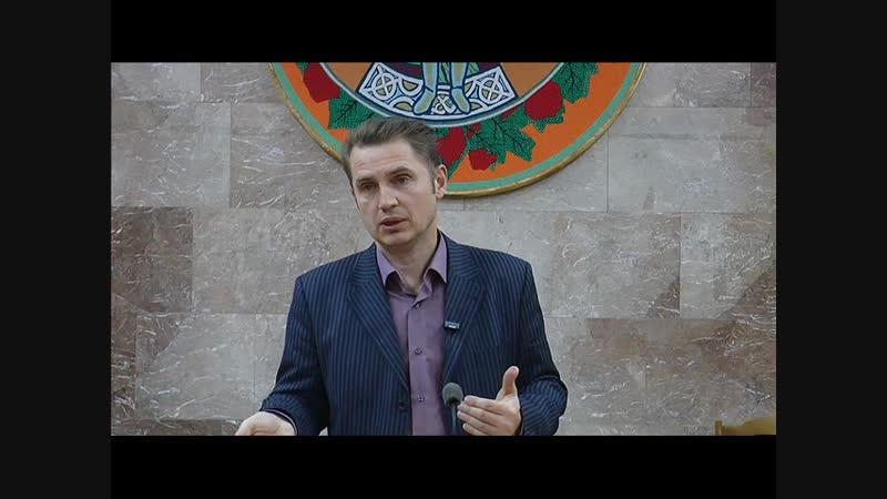 Олег Ремез 32 урок Слово Божье (Аудио) Притча о сеятеле 10 часть