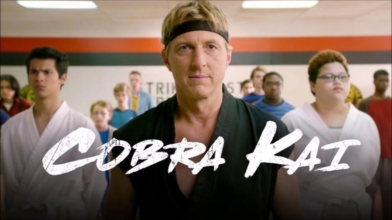 We're not gonna take it by Twisted Sister Cobra Kai OST