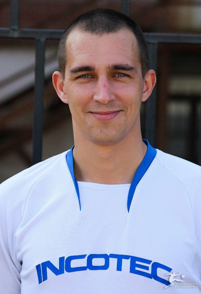 Александр Бежанов
