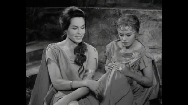 ◄Die Sendung der Lysistrata(1961)Миссия Лисистраты*реж.Фриц Кортнер[SAB]