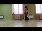 Няшные трени #94 ♥ Яна Светлая. Партер. Экзотик pole dance. Танцы